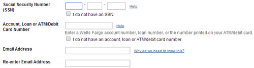 Sign Up to Manage Your Wells Fargo Accounts Online