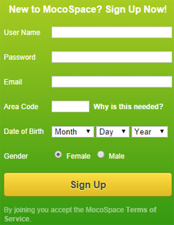 mocospace mobile chat room employment