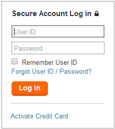 Discover Secure Account Log in