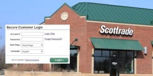 Scottrade login