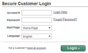 Secure Scottrade Customer Login