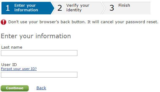 Reset your Kaiser Permanente password
