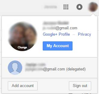 How to add another Gmail account