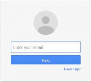 Sign in to continue to Gmail